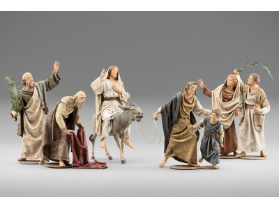 Immanuel Einzug in Jerusalem color