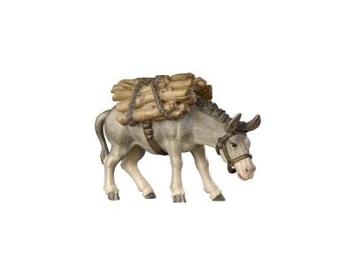 KO Esel mit Holz color